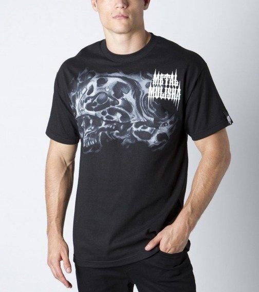 koszulka METAL MULISHA - ROT czarna