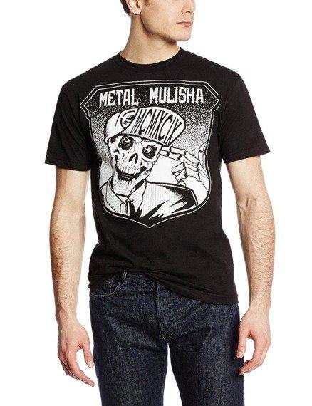 koszulka METAL MULISHA - SEEK czarna