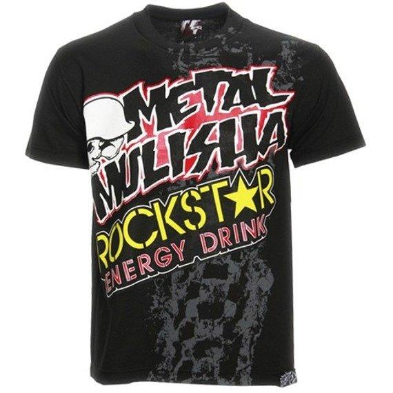 koszulka METAL MULISHA - SKID ROW