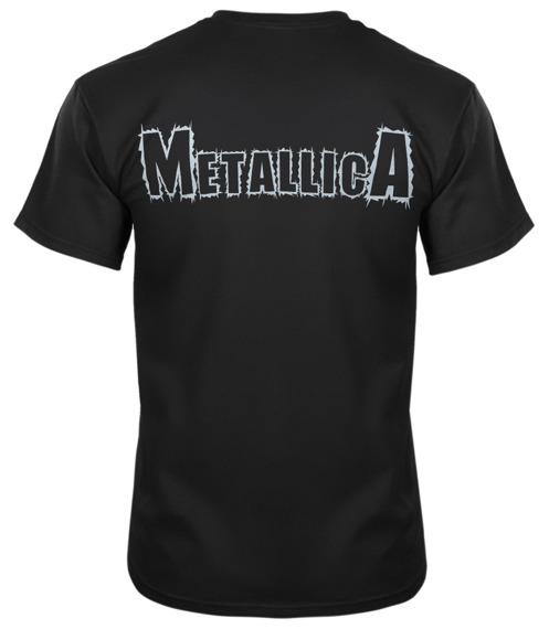 koszulka METALLICA - JAMES HETFIELD