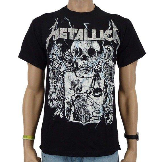 koszulka METALLICA - JUSTICE SHIEL