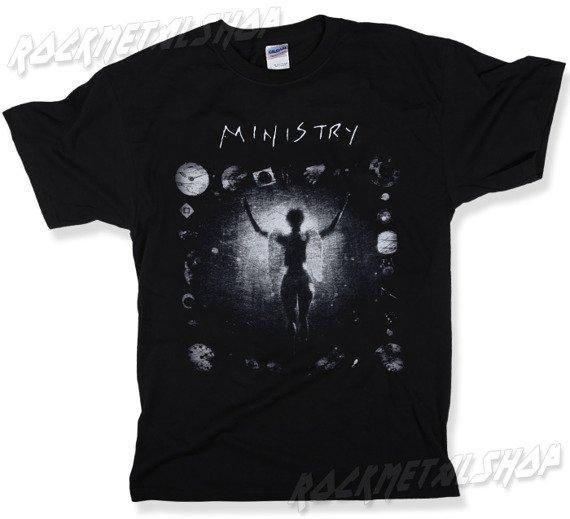 koszulka MINISTRY - PSALM 69