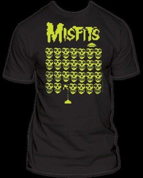 koszulka MISFITS - INVADERS