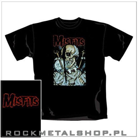 "koszulka MISFITS ""PUSHEAD"" (0557TSBP)"