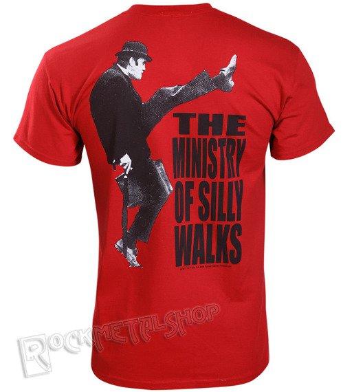 koszulka MONTY PYTHON - MINISTRY OF SILLY WALKS
