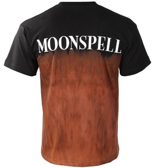 koszulka MOONSPELL barwiona