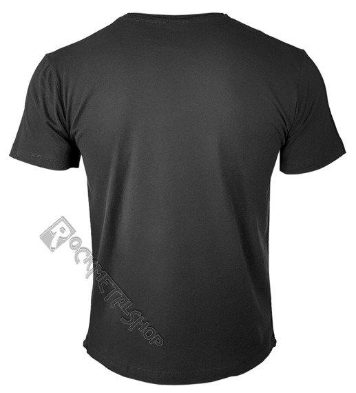 koszulka MOTORHEAD - BIKER BADGE ciemnoszara