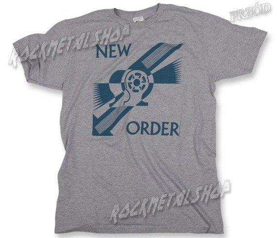 koszulka NEW ORDER - EVERY THINGS GONE GREEN