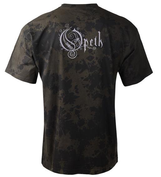 koszulka OPETH - GHOST REVERIES barwiona
