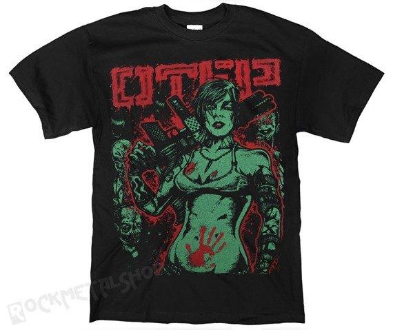 koszulka OTEP - ZOMBIES