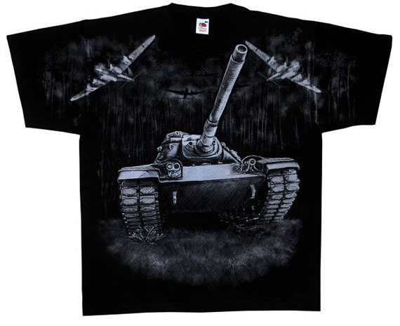 koszulka PANZER DIVISION - ATTACK