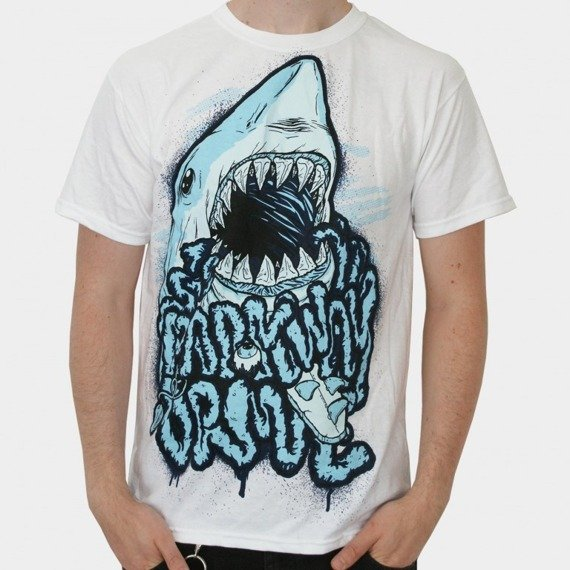 koszulka PARKWAY DRIVE - SHARK (WHITE)