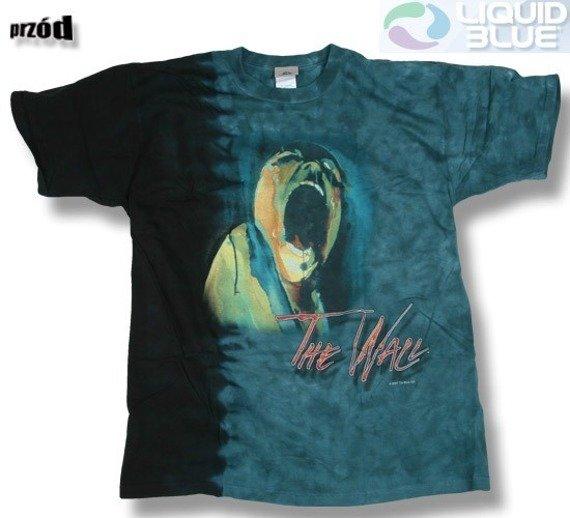koszulka PINK FLOYD - SCREAMING FACE barwiona