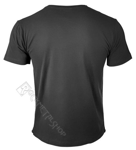 koszulka PINK FLOYD - WISH YOU ciemnoszara