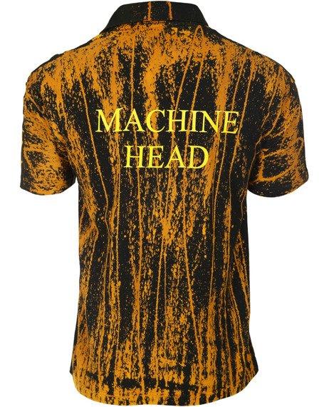 koszulka POLO - MACHINE HEAD
