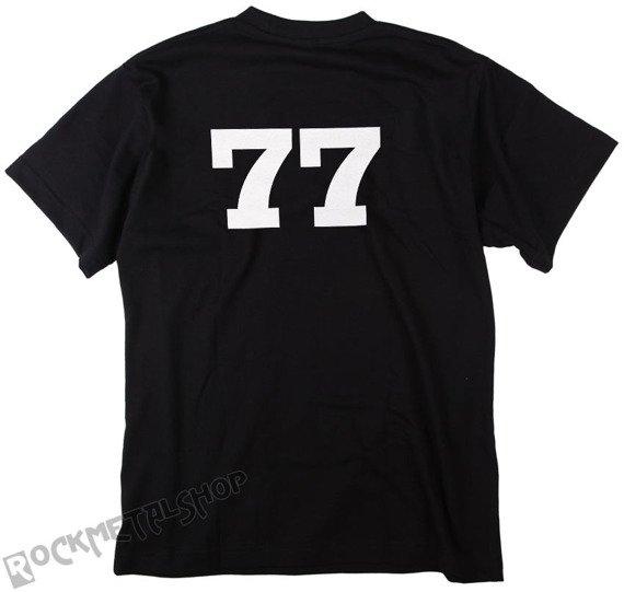 koszulka PRAWDA - 77 czarna