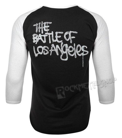 koszulka RAGE AGAINST THE MACHINE - BATTLE OF LOS ANGELES, 3/4 długość rękawa