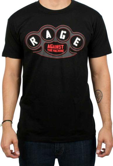 koszulka RAGE AGAINST THE MACHINE - BRASS KNUCKLES