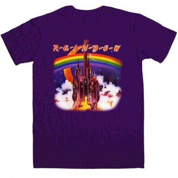 koszulka RAINBOW - SILVER MOUNTAIN