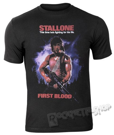 koszulka RAMBO - FIRST BLOOD