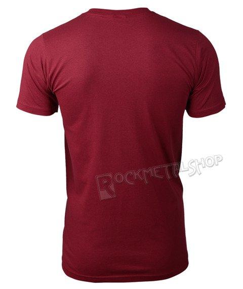 koszulka RED HOT CHILI PEPPERS - BLACK ASTERISK