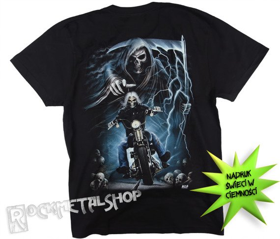 koszulka RIDE WITH DEATH