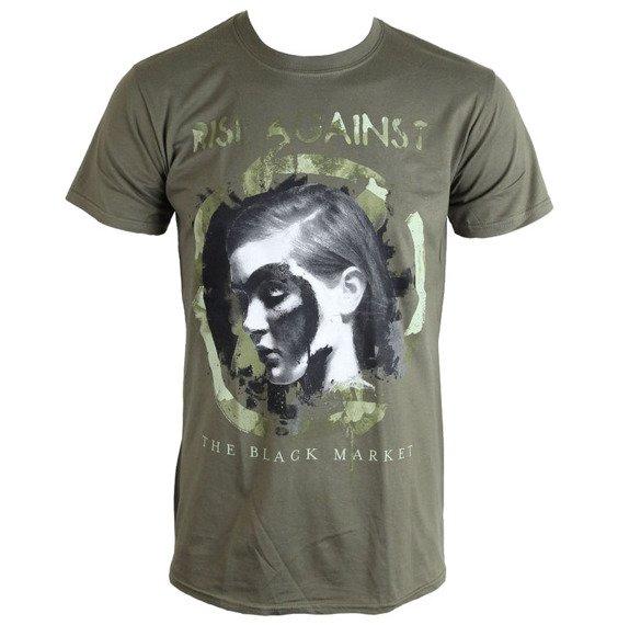 koszulka RISE AGAINST - MARKED
