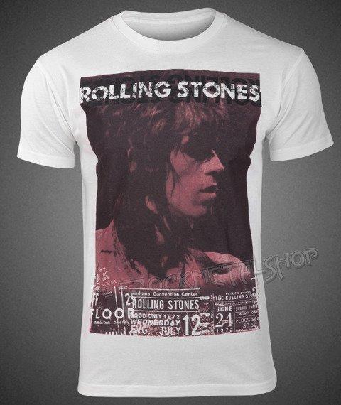 koszulka ROLLING STONES - KEITH VINTAGE LIVE
