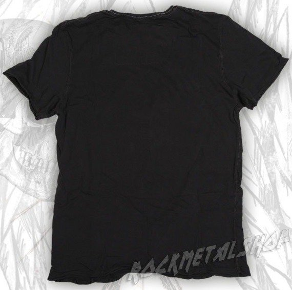 koszulka ROLLING STONES - START ME UP szara