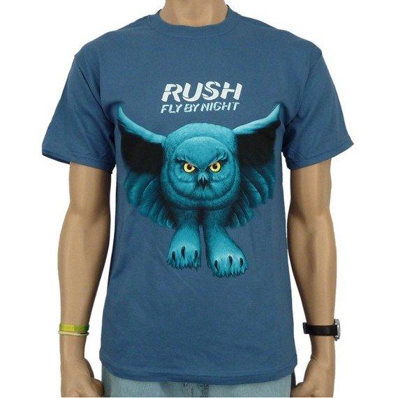 koszulka RUSH - FLY BY NIGHT