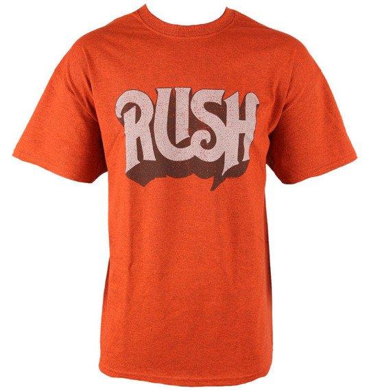 koszulka RUSH - VINTAGE LOGO