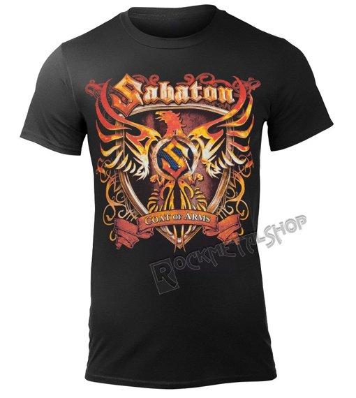 koszulka SABATON - COAT OF ARMS