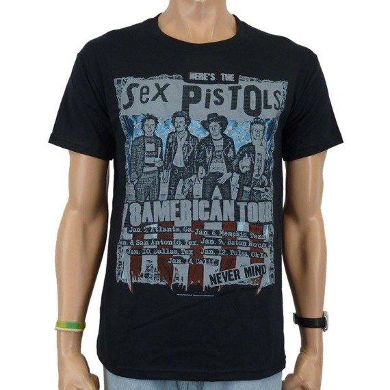 koszulka SEX PISTOLS - 78 TOUR