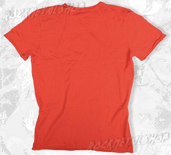 koszulka SEX PISTOLS - PRETTY VACANT kolor łososiowy