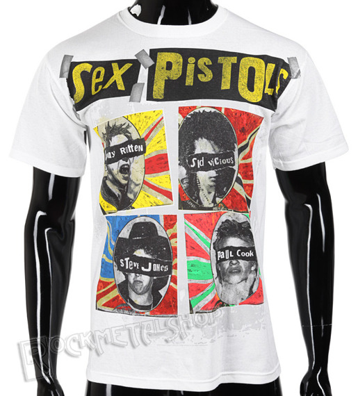 koszulka SEX PISTOLS - SEX PISTOLS