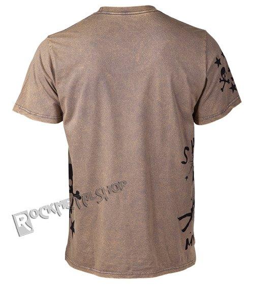 koszulka SHIROI NEKO - X-PLORER (BROWN)