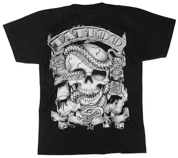 koszulka SKULL TATOO