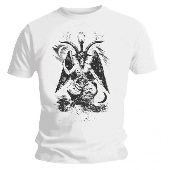 koszulka SLAGMAUR - BAPHOMET