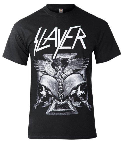 koszulka SLAYER - HELMET