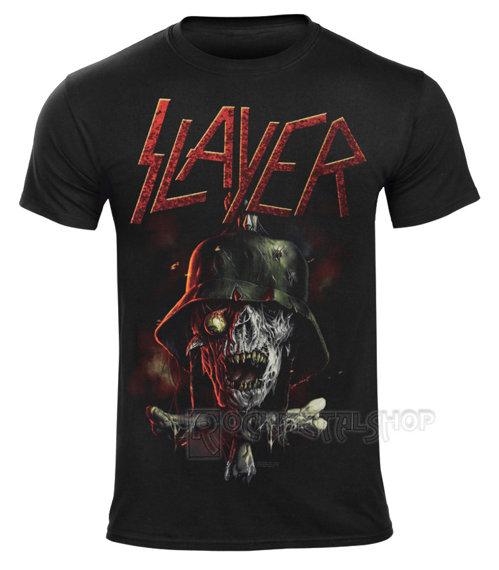 koszulka SLAYER - SOLDIER CROSS