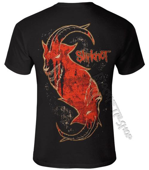 koszulka SLIPKNOT - NEW MASK