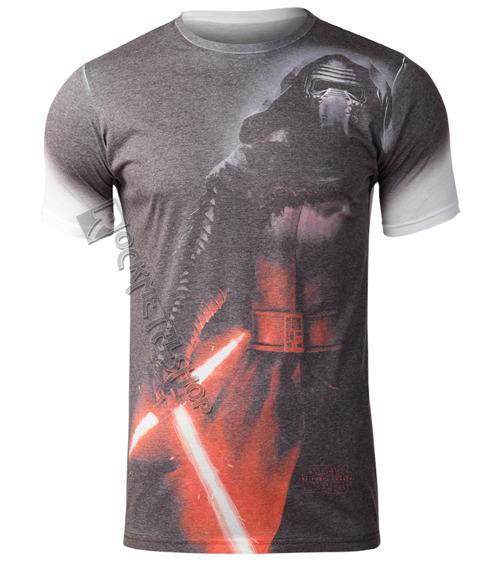 koszulka STAR WARS - KYLO SIDE PRINT