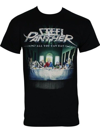 koszulka STEEL PANTHER - ALL YOU CAN EAT