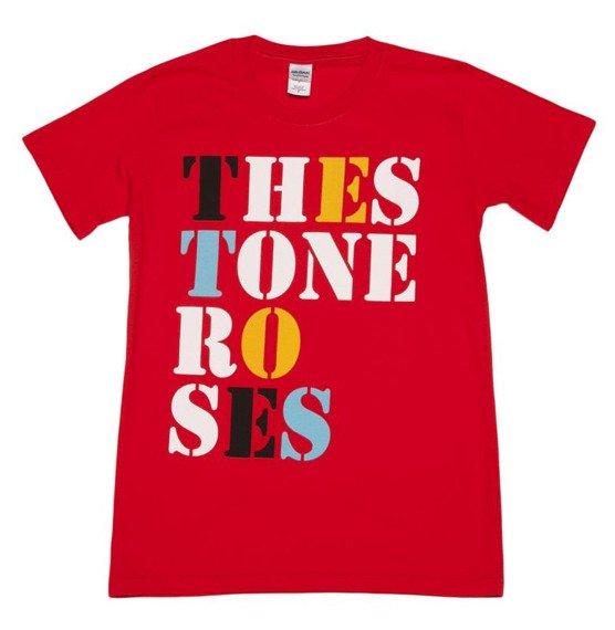 koszulka STONE SOUR - FONT LOGO RED