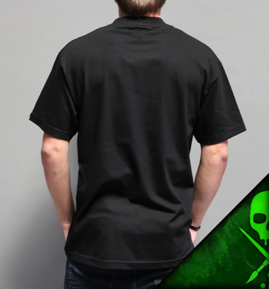 koszulka SULLEN - CALEB BLOCKS czarna