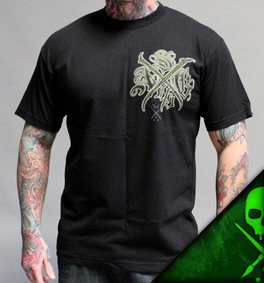 koszulka SULLEN - NORM TOWN czarna