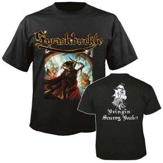 koszulka SWASHBUCKLE - BACK TO THE NOOSE
