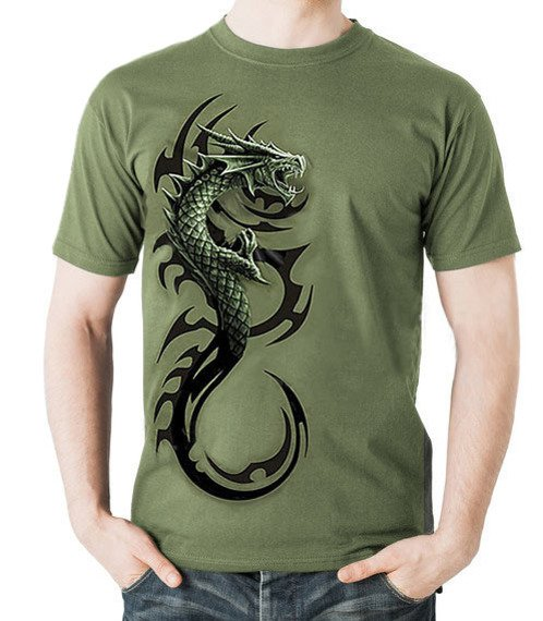 koszulka Spiral - DRAGON TRIBE