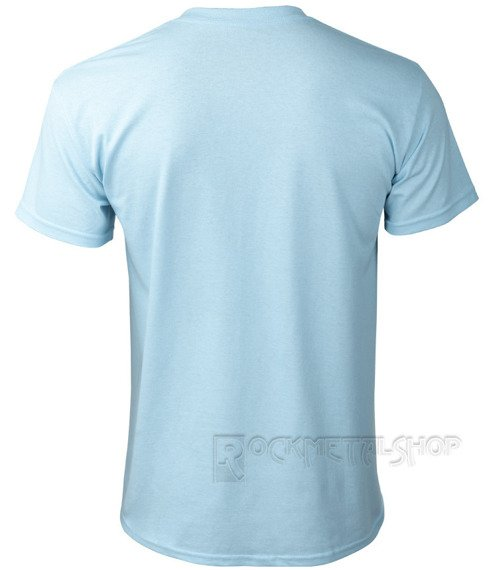 koszulka THE BEATLES - AT THE BUDOKAN blue