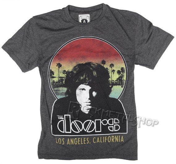 koszulka THE DOORS - L.A. FADED BLACK